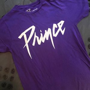 Prince Graphic Band Tee
